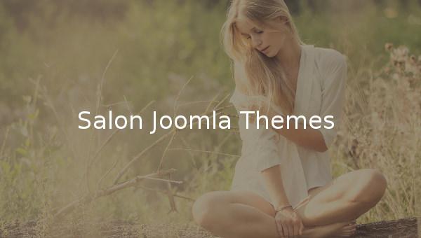 salon joomla themes
