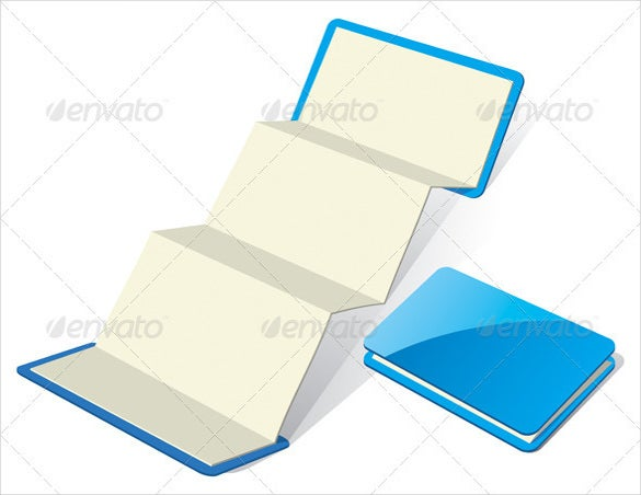 blank z card template