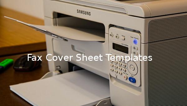faxcoversheettemplate