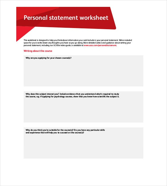 Statement Templates   Free Word Excel Pdf Indesign Documents