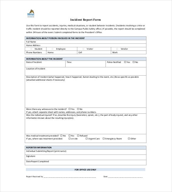 Report Template 21 Free Word Excel PDF Documents Download – Trip Report Template Word