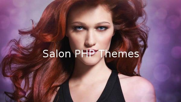 salon php themes