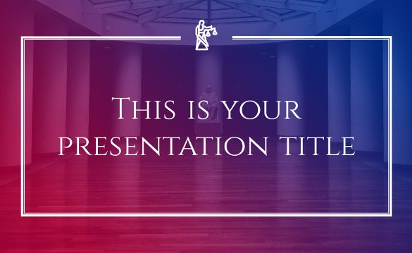 vicentio slide presentation template download