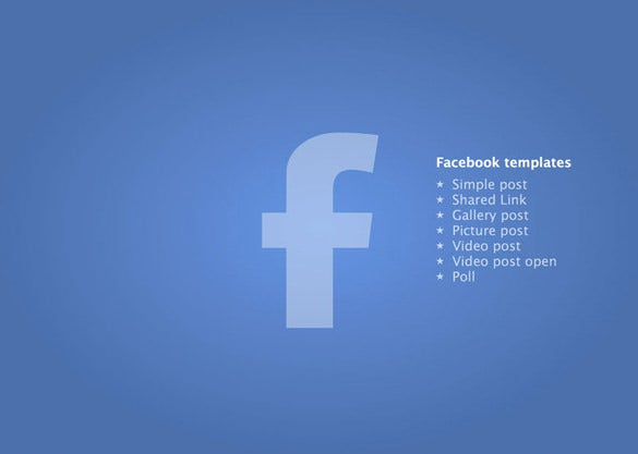 facebook powerpoint presentation template ppt download