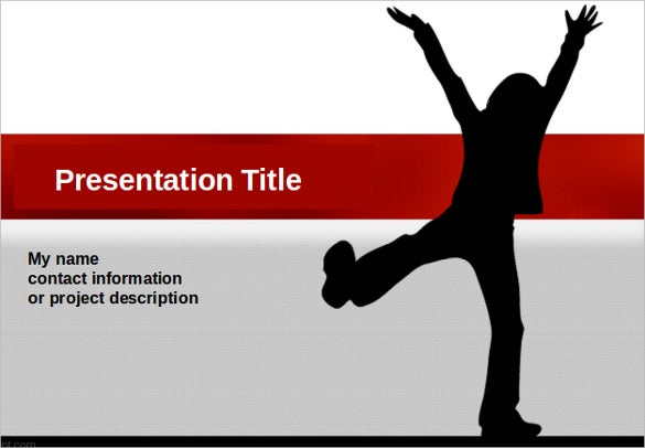 fun powerpoint template free ppt download
