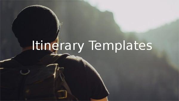itinerarytemplate