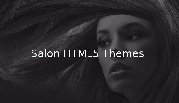 Salon HTML5
