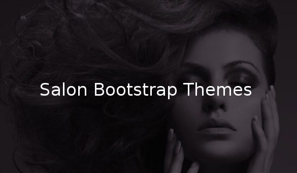 salon bootstrap