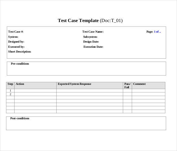 Case template 11 free word pdf psd documents download for Case for support template