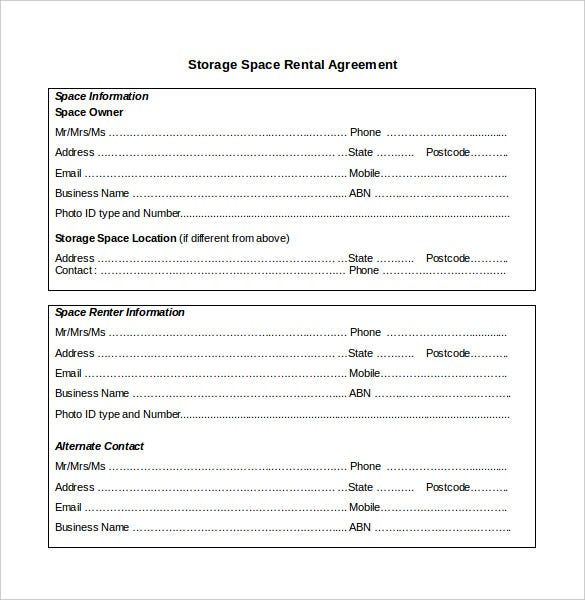 agreement template  u2013 20  free word  pdf documents download