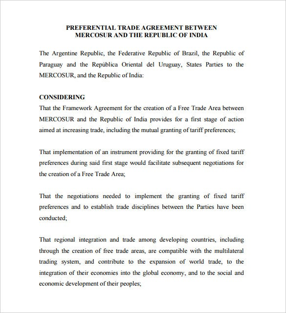preferential trade agreement pdf download