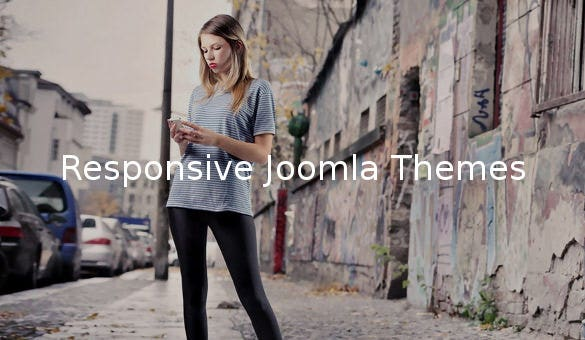 responsive joomla themes