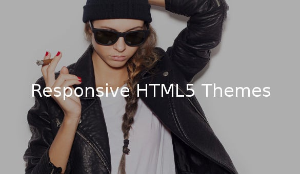 Responsive HTML5 Themes