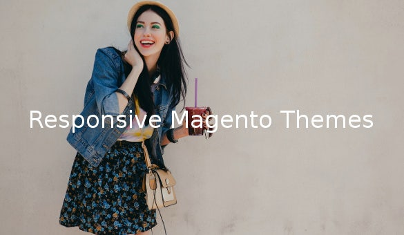 responsive magento themes