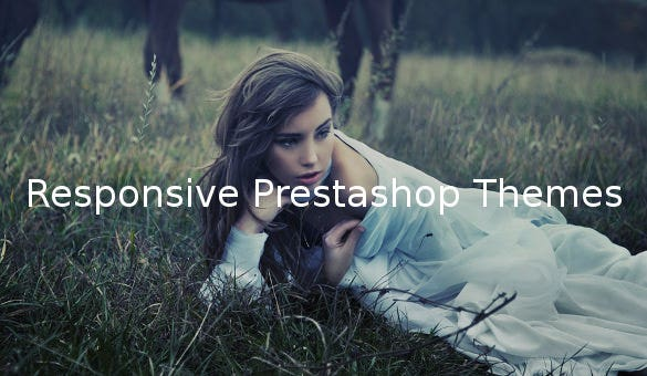 responsive prestashop themes