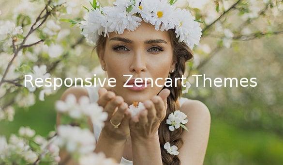 Responsive Zencart Themes