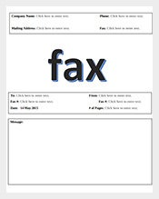 Monogram-Fax-Cover-Sheet-Template-Free-PDF-Sample