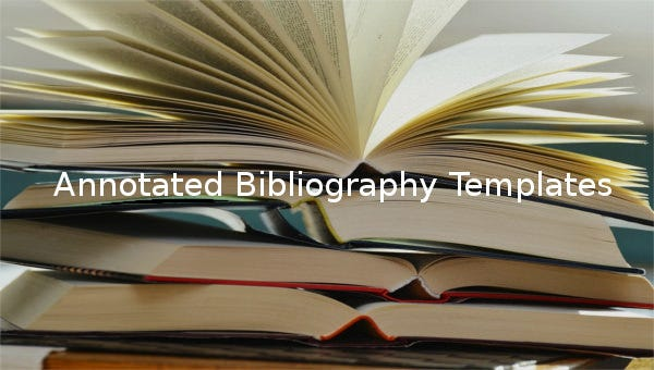 annotatedbibliographytemplates