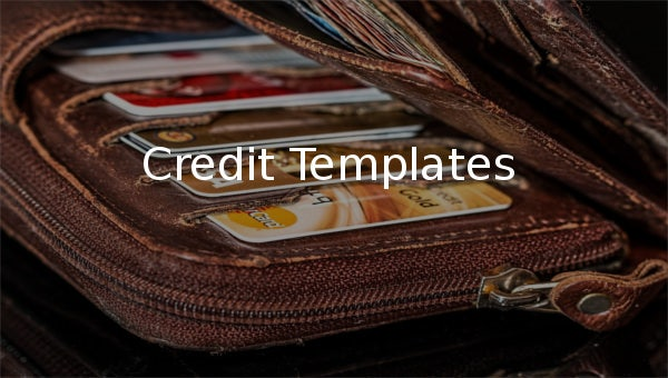 credittemplates