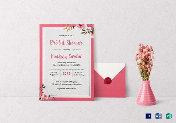 Invitation Templates 618 Free Sample Example Format Download