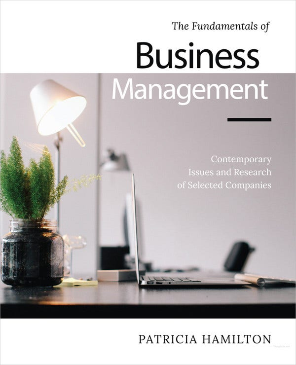 business-management-book-cover-template