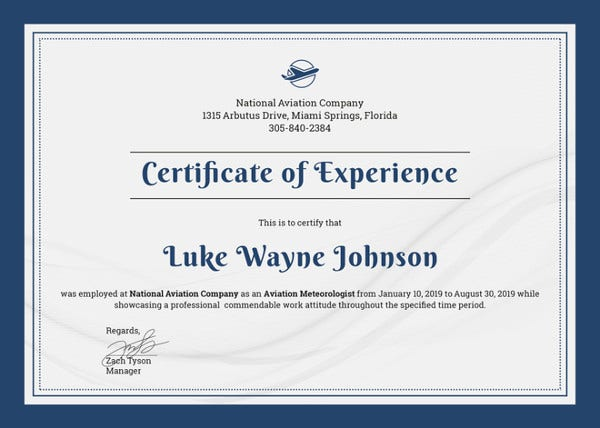 company-experience-certificate-template-in-word