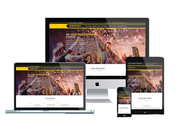 event-conference-joomla-theme