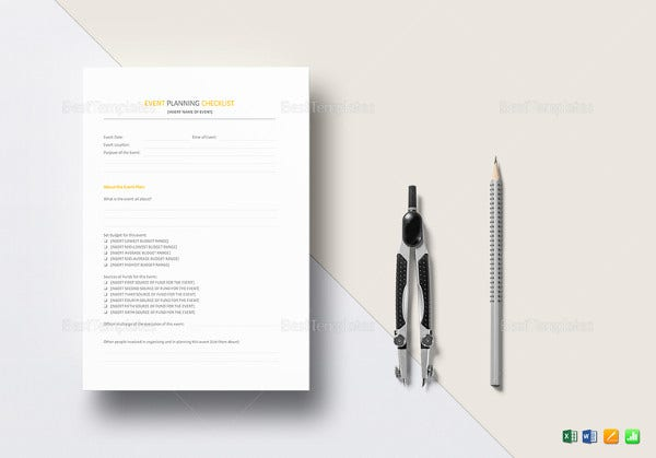 event-planning-checklist-template