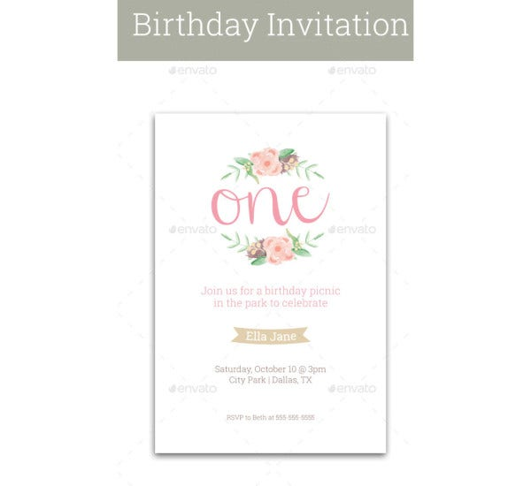 first birthday invitation3
