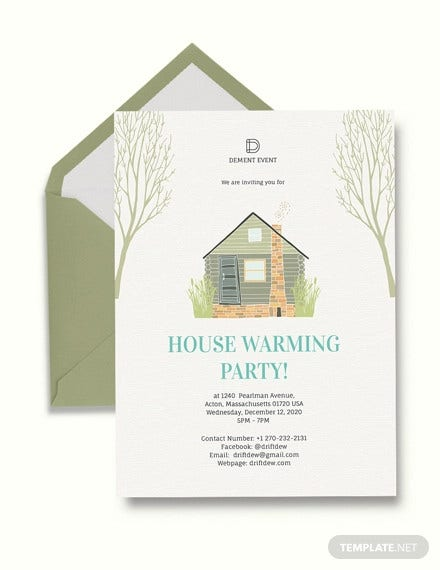 housewarming party invitation template2