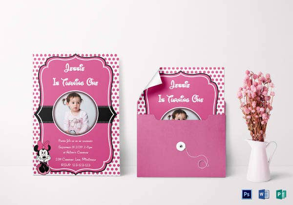 memorable-minnie-mouse-birthday-invitation-template