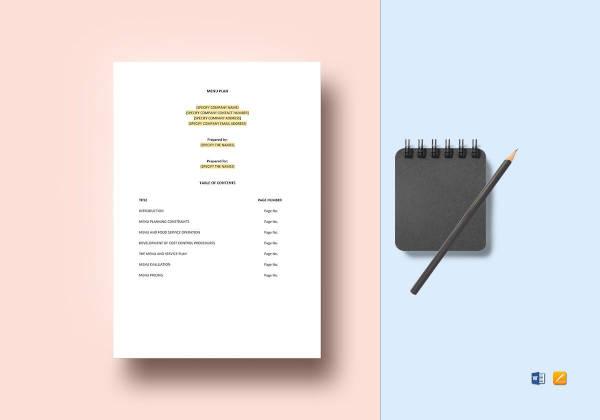 menu-plan-template
