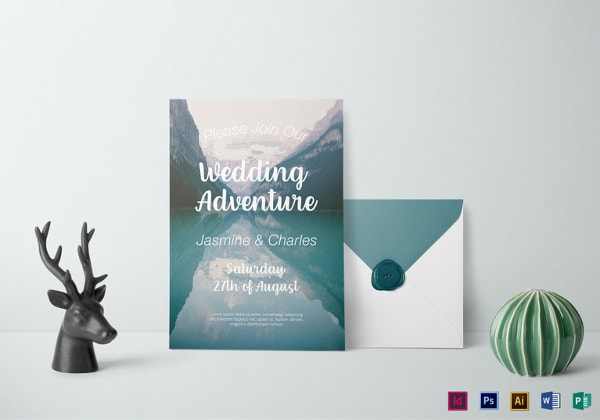 mountain-scene-wedding-invitation-template