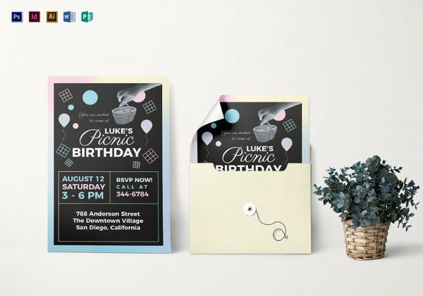 picnic-birthday-party-invitation-template