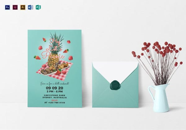 picnic-for-friends-invitation-template