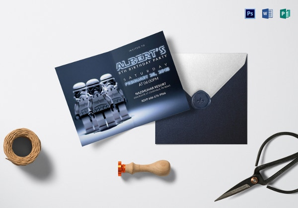 robot-star-wars-birthday-party-invitation-card-template