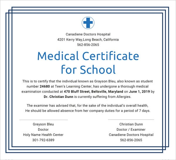 school-medical-certificate-template