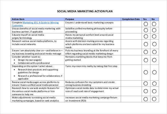social-media-marketing-action-plan