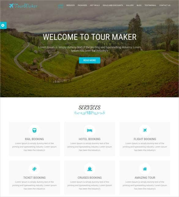 travel hotel booking wordpress bootstrap theme11