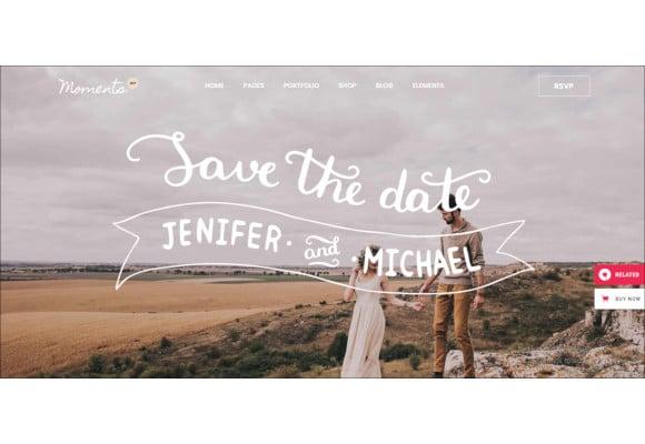 wedding event theme