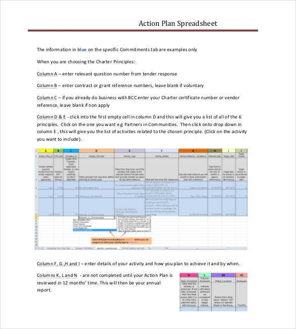 action-plan-spreadsheet