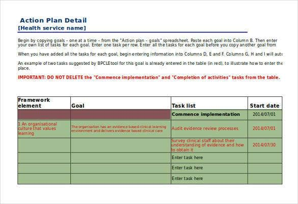 Marvelous Action Plan Template Excel Ideas Action Plan Templates Excel