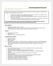 Model Cable Franchise Agreement Template