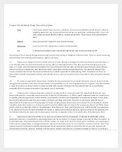 Standard Subcontract Agreement for Building Construction