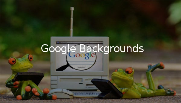 googlebackgrounds