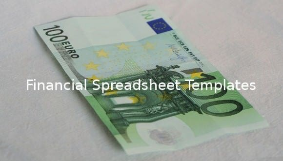 10+ Financial Spreadsheet Templates – Free Sample, Example, Format ...