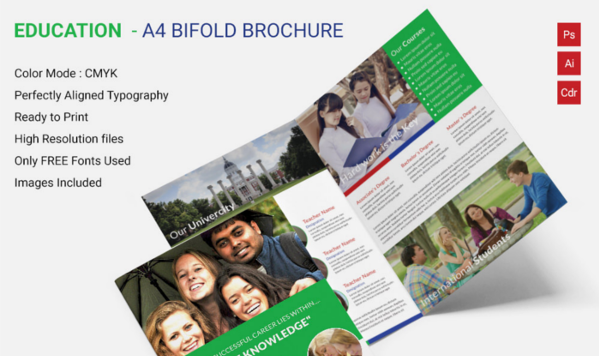 educationa4bifoldbrochure