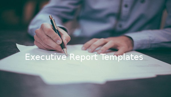 executivereporttemplate