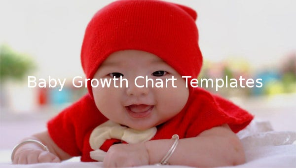 baby growth chart templates