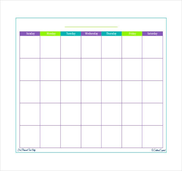 sample daily monthly planner pdf download